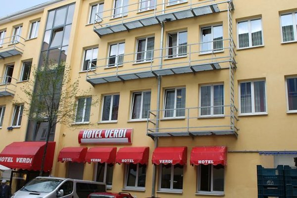 Hotel Verdi - фото 21