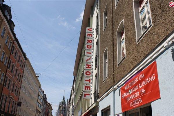 Hotel Verdi - фото 23