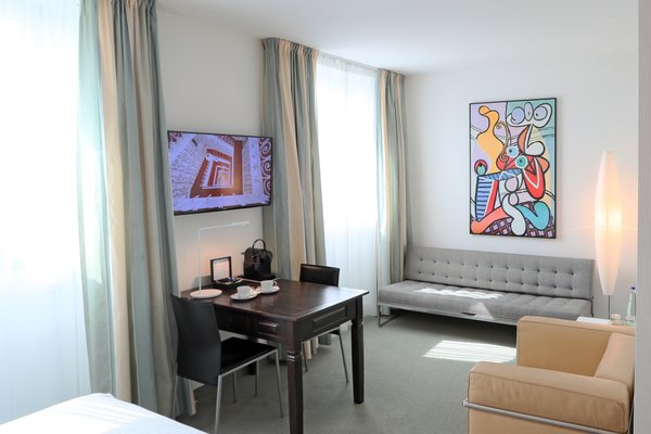 Design Hotel Stadt Rosenheim - фото 5