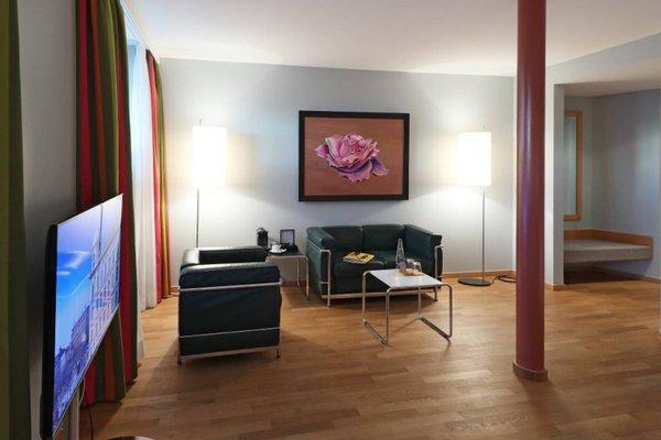 Design Hotel Stadt Rosenheim - фото 7