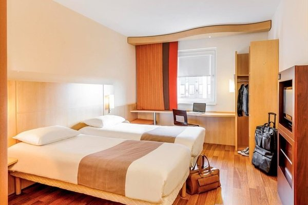 ibis Hotel Muenchen City West - фото 2