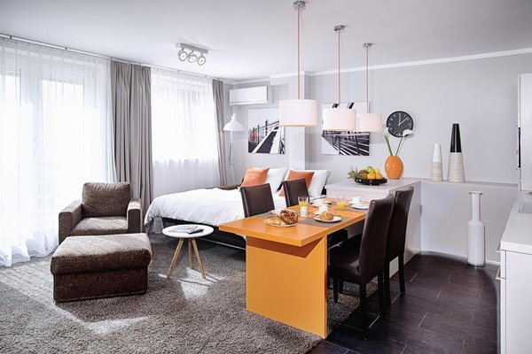Concept Living Munich Serviced Apartments - фото 5