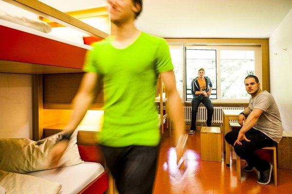 HI Munich Park Youth Hostel - фото 7