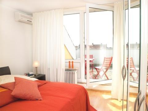 Frederics Serviced Apartments SMART Hohenzollernplatz - фото 9