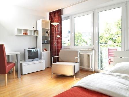 Frederics Serviced Apartments SMART Hohenzollernplatz - фото 5