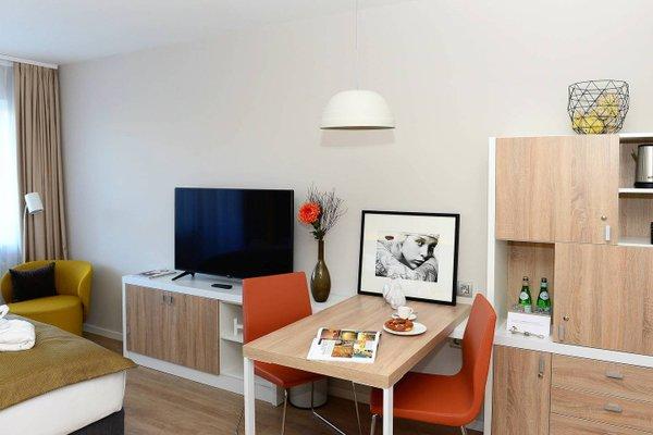 Frederics Serviced Apartments SMART Hohenzollernplatz - фото 6
