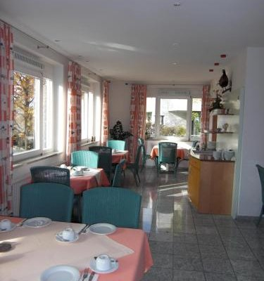 Hotel Am Fasangarten - фото 14