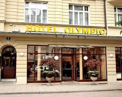 Hotel Olympic - фото 9