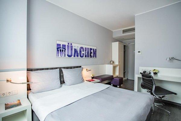 Rilano 24/7 Hotel Munchen City - фото 1