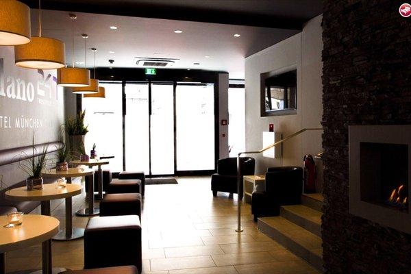 Rilano 24/7 Hotel Munchen City - фото 6