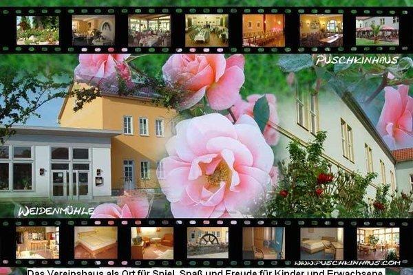 Hotel Weidenmuhle - фото 15