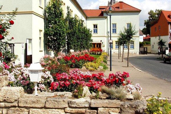 Hotel Weidenmuhle - фото 21