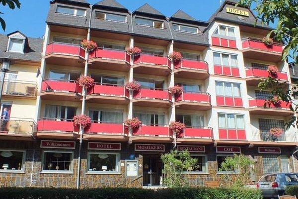 Hotel Moselkern - фото 21