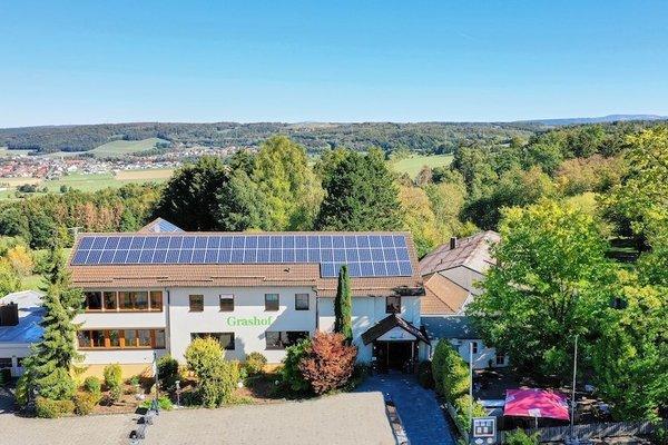 Landhotel Grashof - фото 19