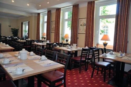 Hotel Kronprinz Garni - фото 11