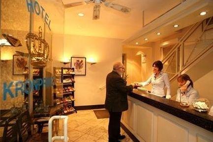 Hotel Kronprinz Garni - фото 13