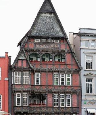Hotel Kronprinz Garni - фото 20