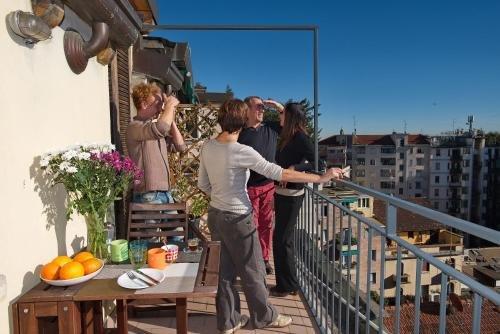 Milan Skyline Apartment - фото 16