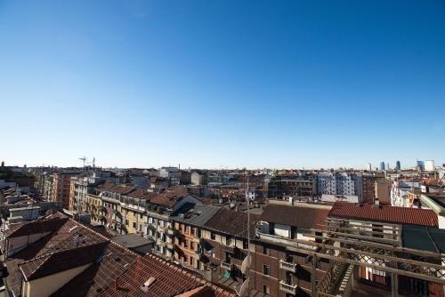 Milan Skyline Apartment - фото 22