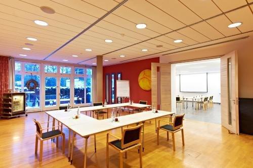 Hotel-Restaurant Schwanen - фото 17