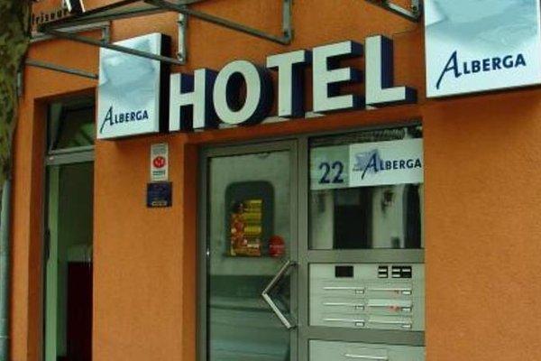 Hotel Alberga - фото 14