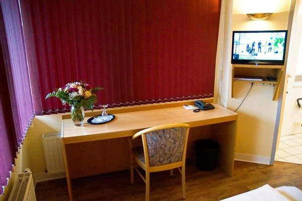 Hotel Alberga - фото 5