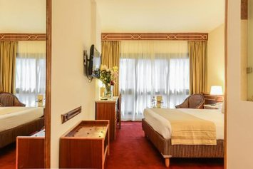 Golden Tulip Hotel Flamenco Cairo