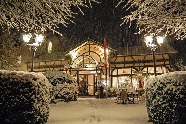 HANSA Hotel - фото 10