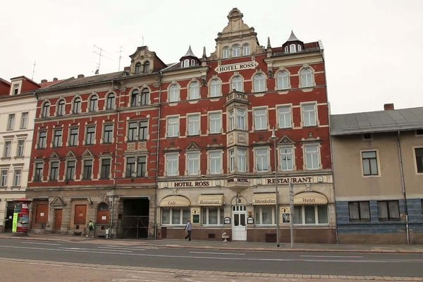 Hotel Ross - фото 21