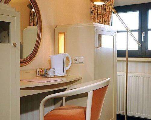 Ringhotel Rheinhotel Vier Jahreszeiten - фото 11
