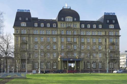 Maritim Hotel Mannheim - фото 21