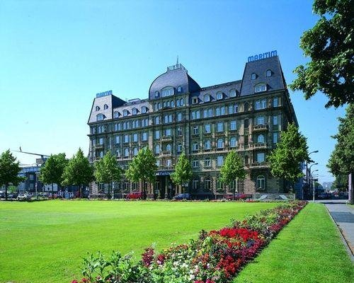 Maritim Hotel Mannheim - фото 22