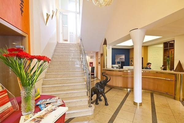 TOP Hotel Hammer-Nichtraucherhotel - фото 18