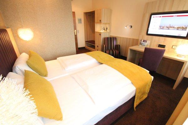 TOP Hotel Hammer-Nichtraucherhotel - фото 2