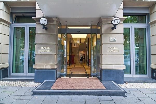 TOP Hotel Hammer-Nichtraucherhotel - фото 20