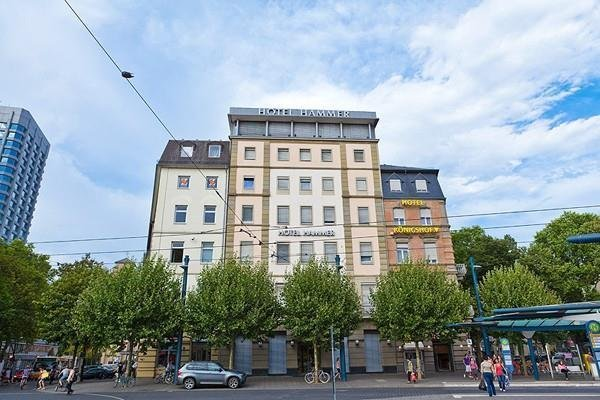 TOP Hotel Hammer-Nichtraucherhotel - фото 22