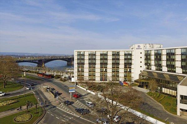 Hilton Mainz - фото 21