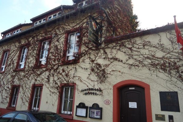 Hotel Burg-Stuben - фото 23