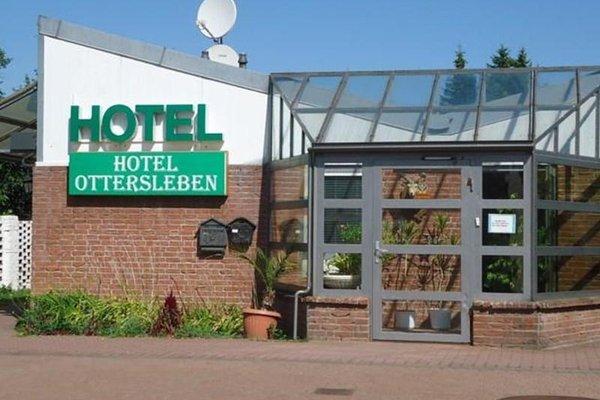 Hotel Ottersleben - фото 22