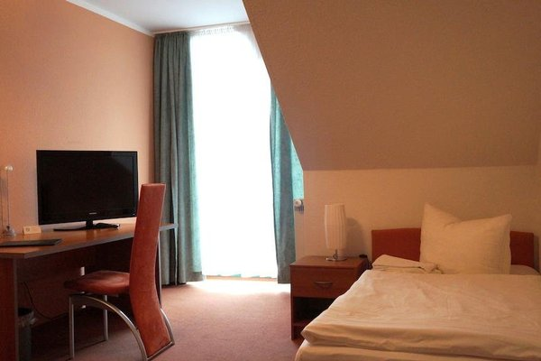 Hotel Merkur - фото 2