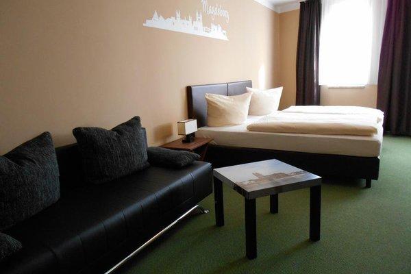 Hotel Merkur - фото 5