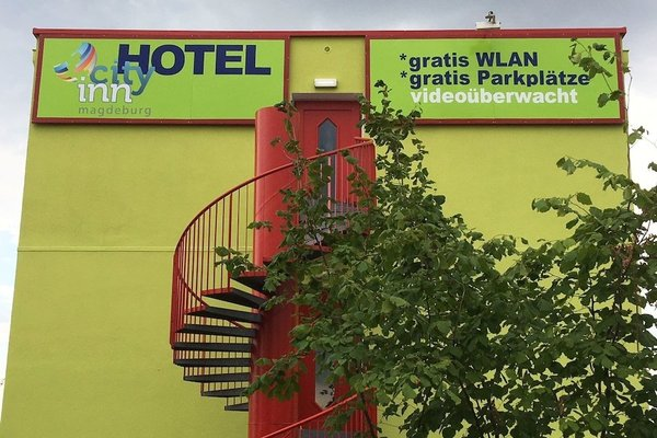 City Inn Magdeburg - фото 22