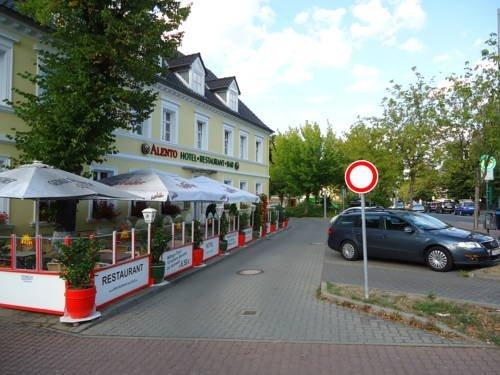 Hotel Alento im Deutschen Haus - фото 20