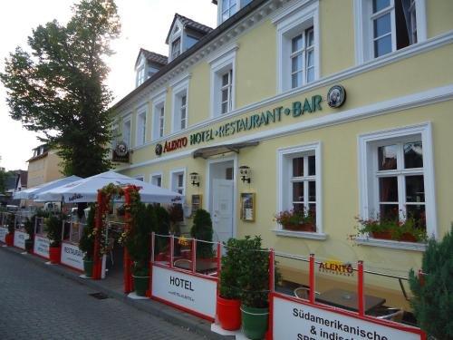 Hotel Alento im Deutschen Haus - фото 21