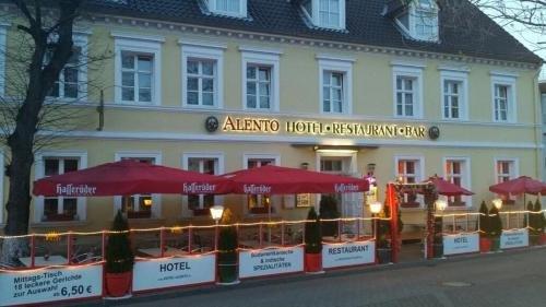 Hotel Alento im Deutschen Haus - фото 22