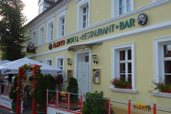 Hotel Alento im Deutschen Haus - фото 23