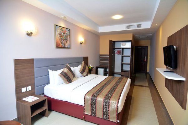 PrideInn Hotel Westlands - фото 50