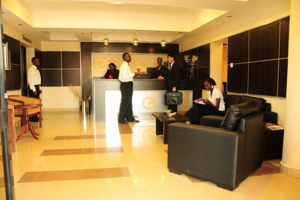 PrideInn Hotel Westlands - фото 12