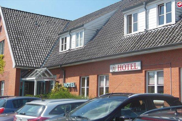 Hotel Zum Ratsherrn - фото 21