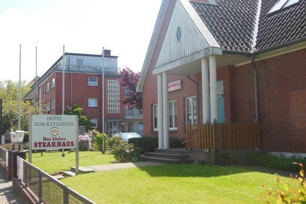 Hotel Zum Ratsherrn - фото 23